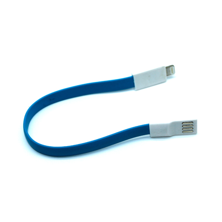 The IPHONE5 magnet portable charging line