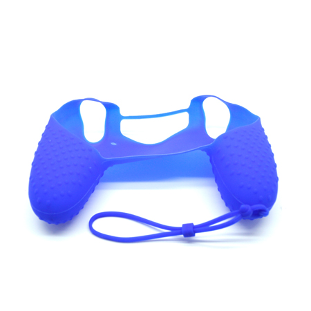 PS4 handle silicone sleeve with hand rope