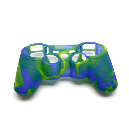 PS3 handle silicone sleeve camouflage pattern