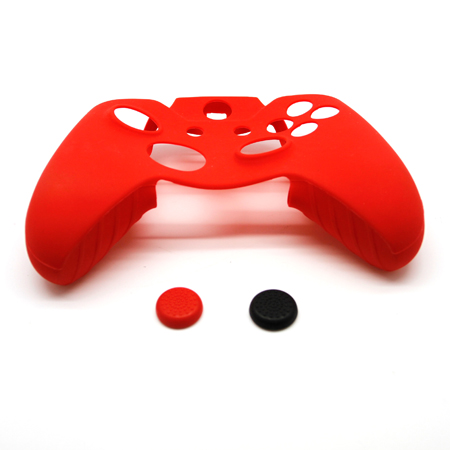 XBOX ONE handle silicone sleeve (with 2 buttons)
