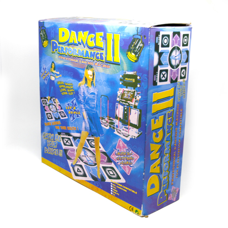 PS/PS2 high foam dancing blanket