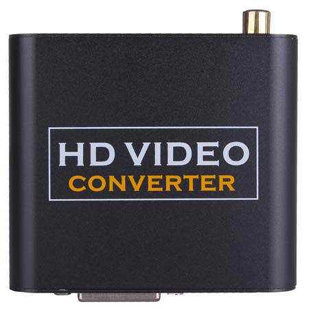 HDMI TO DVI CONVERTER(+Audio)