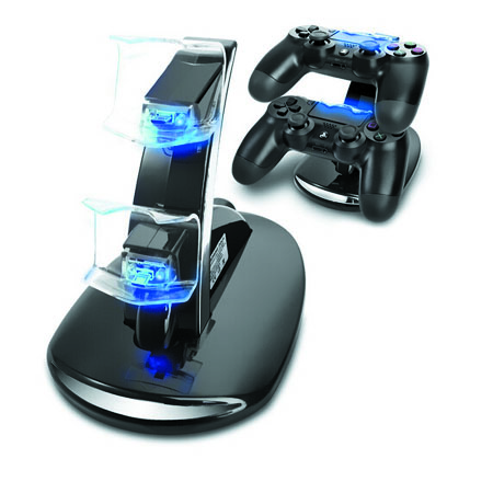 Charging Dock Station for PS4 Controller