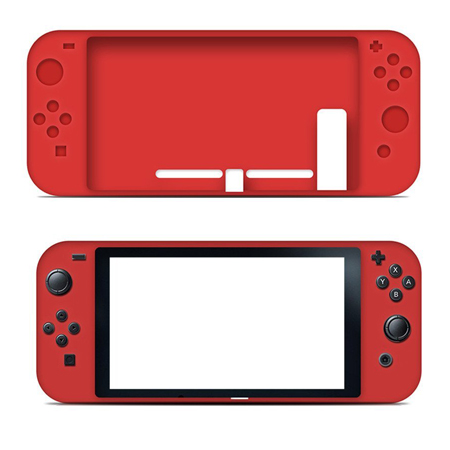 Silicone Case Anti-Slip Protective Cover Skins for Switch
